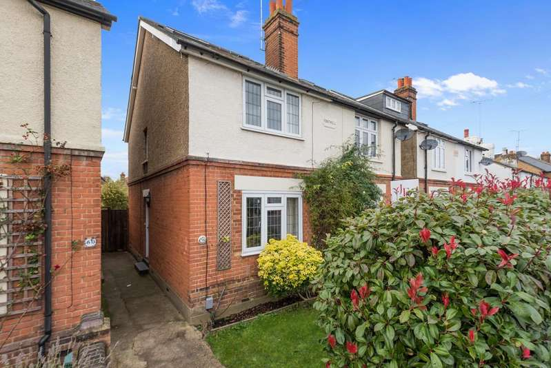 3 Bedrooms Semi Detached House for sale in Coverts Road, Claygate