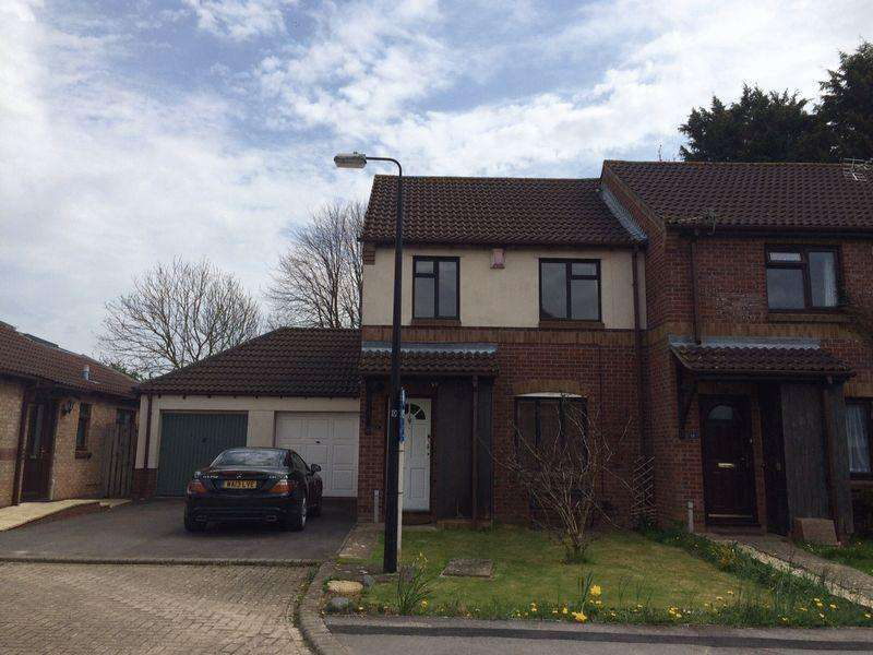 3 Bedrooms End Of Terrace House for rent in Kellways, Backwell
