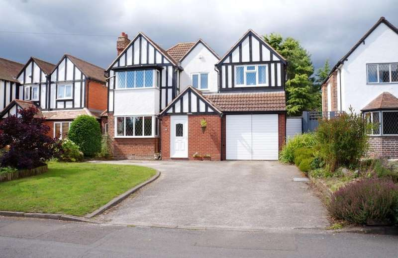 5 Bedrooms Detached House for sale in Bellemere Road, Hampton In Arden