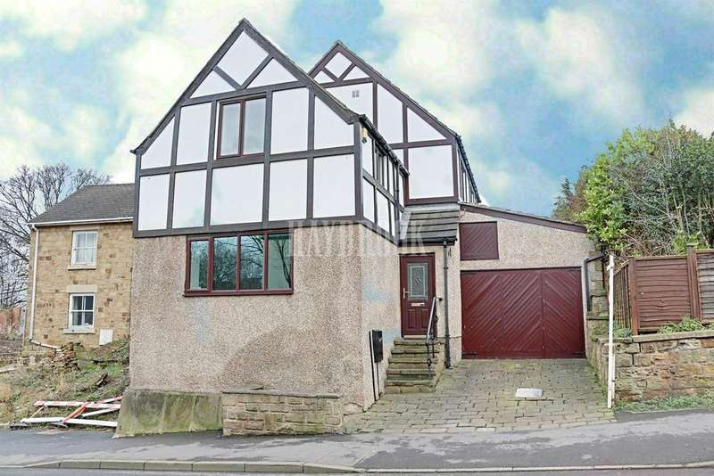 3 Bedrooms Detached House for sale in High Street, Beighton