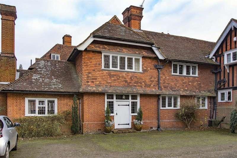 3 Bedrooms Semi Detached House for rent in Tilford, Farnham, Surrey