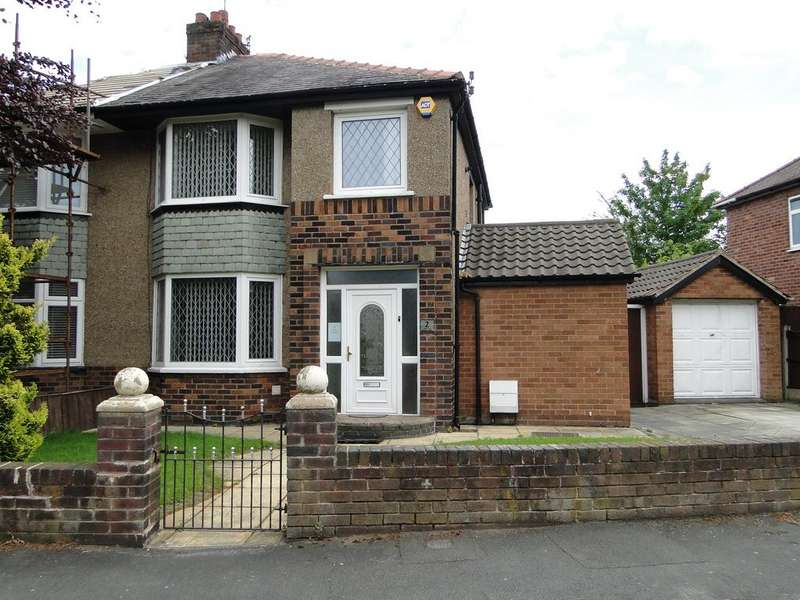 3 Bedrooms Semi Detached House for sale in Alder Close, Prescot L34
