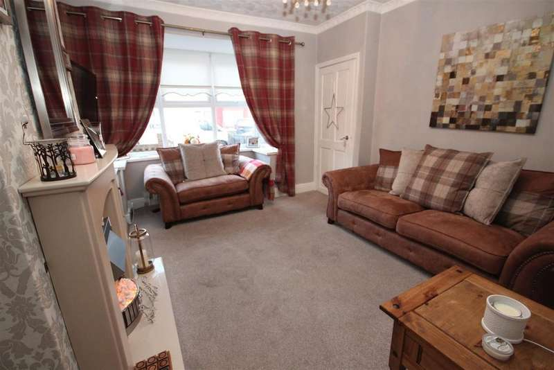 2 Bedrooms Terraced House for sale in Brenda Road, Hartlepool
