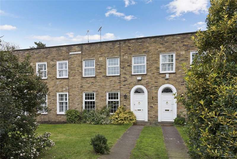 3 Bedrooms Terraced House for sale in Culverden Terrace, Oatlands Drive, KT13