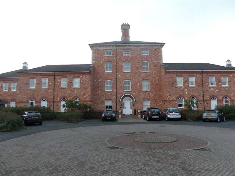 3 Bedrooms Flat for rent in Harrison Close, Powick, Worcester