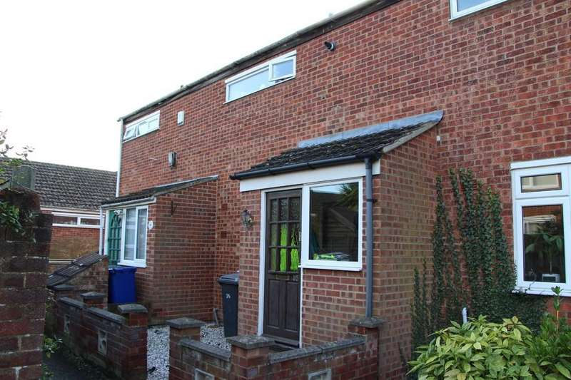 2 Bedrooms Terraced House for sale in Vincent Close, Newmarket