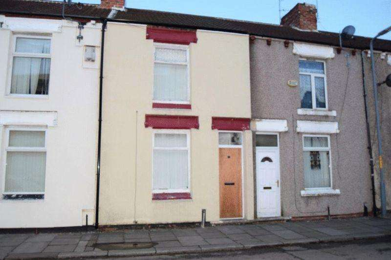 2 Bedrooms Terraced House for sale in Coltman Street, North Ormesby