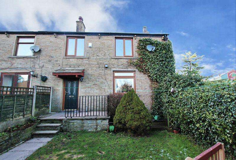 4 Bedrooms Semi Detached House for sale in Hall Fold, Whitworth OL12 8TT