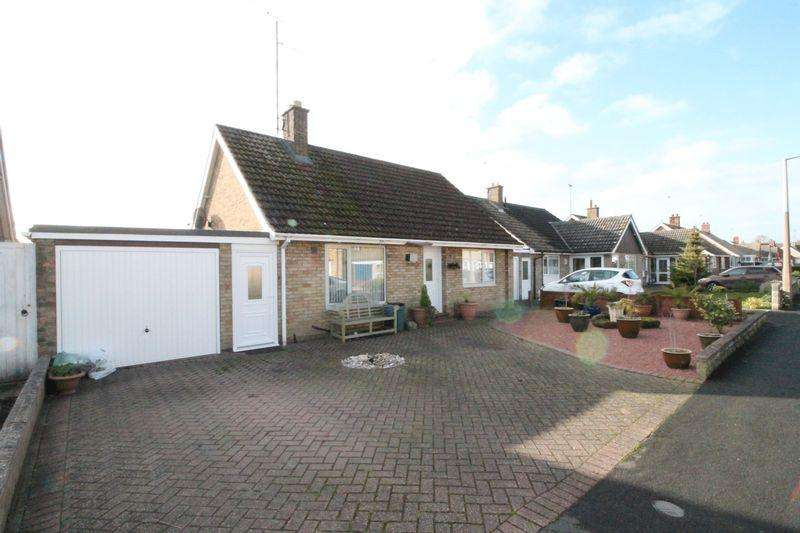 2 Bedrooms Detached Bungalow for sale in Crown Drive, Spalding