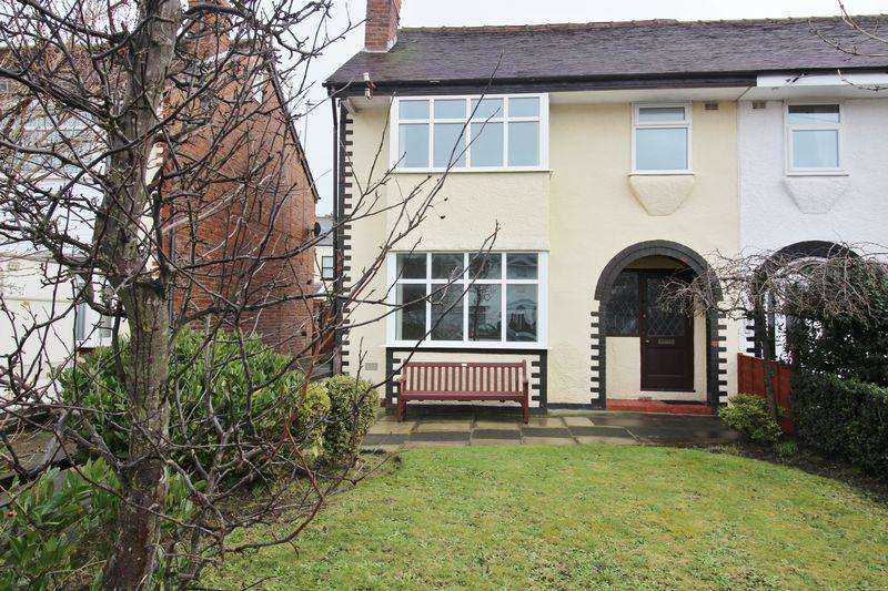 4 Bedrooms Semi Detached House for rent in Sefton Road, Formby