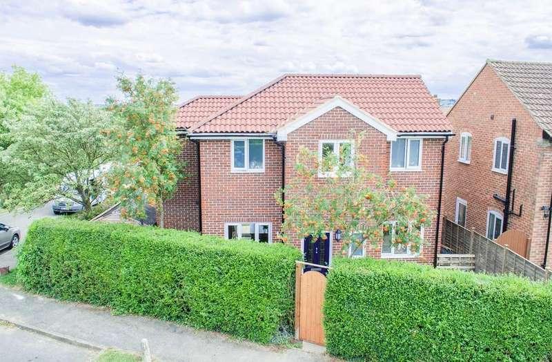 3 Bedrooms Detached House for sale in Parkside , Gravenhurst, MK45