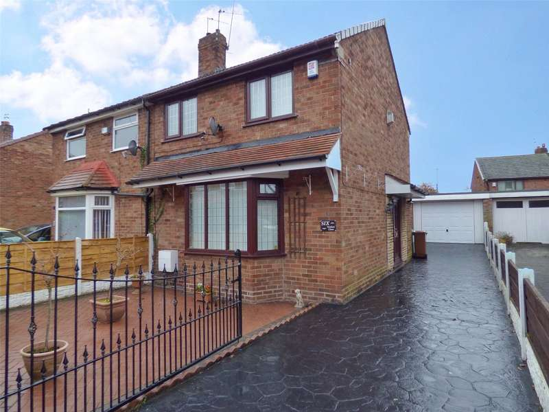 3 Bedrooms Semi Detached House for sale in Verdure Close, Failsworth, Manchester, M35