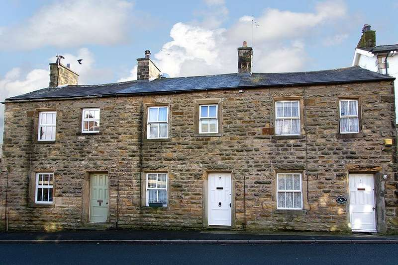 2 Bedrooms Terraced House for sale in Burton In Lonsdale, Carnforth, Lancs, LA6 3JX