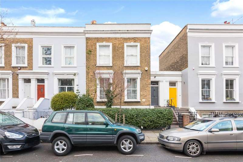 4 Bedrooms House for sale in Ockendon Road, Islington, London