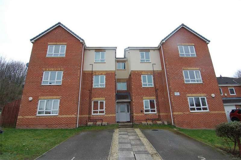 2 Bedrooms Flat for sale in Novara Close, BARNSLEY, South Yorkshire