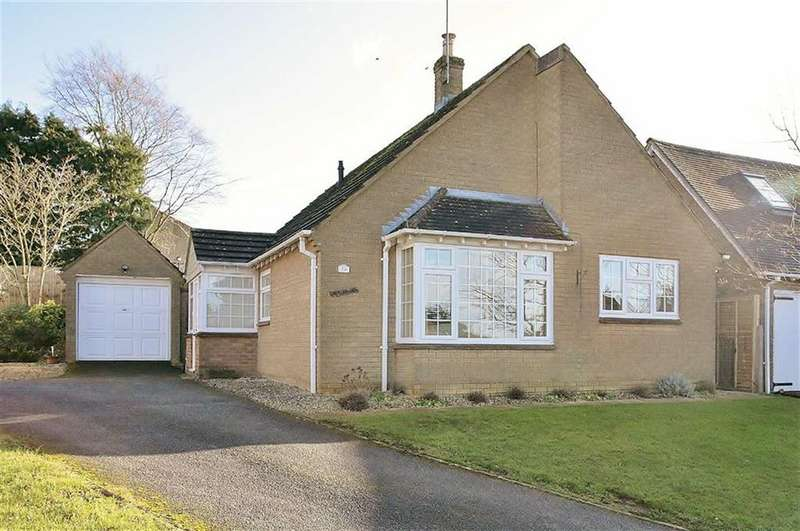 2 Bedrooms Detached Bungalow for sale in Burford Road, Chipping Norton, OXON