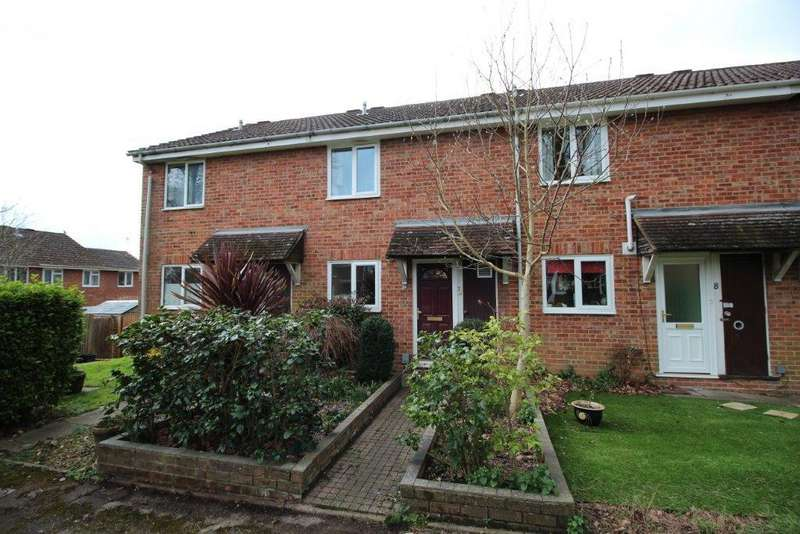 3 Bedrooms Terraced House for sale in Havendale, Hedge End SO30