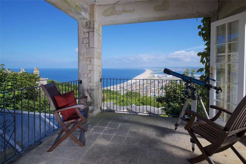 4 Bedrooms Detached House for sale in Portland, Dorset