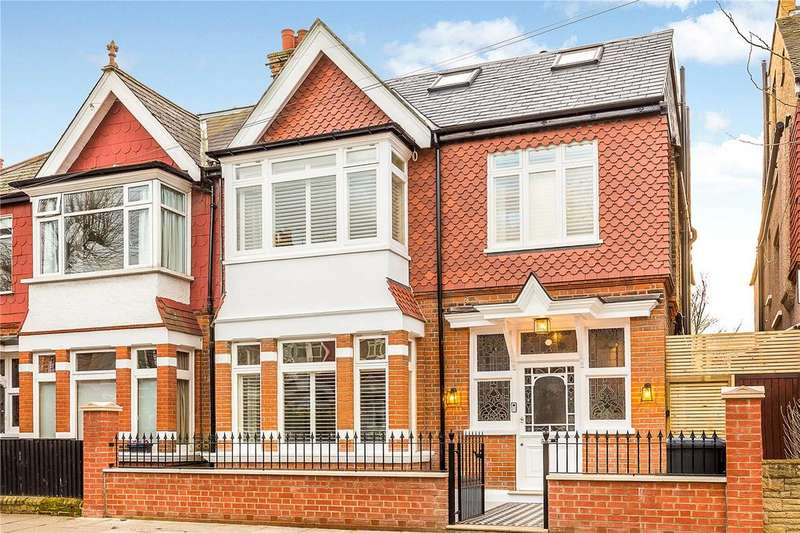 6 Bedrooms Semi Detached House for sale in King Edwards Gardens, Acton, London, W3