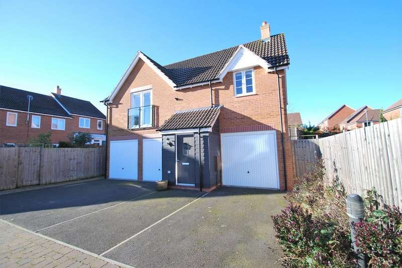 2 Bedrooms Mews House for sale in Cooper Street, Malvern