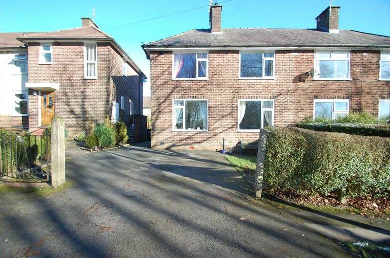 3 Bedrooms Semi Detached House for sale in Roe Lee Park, Roe Lee, Blackburn