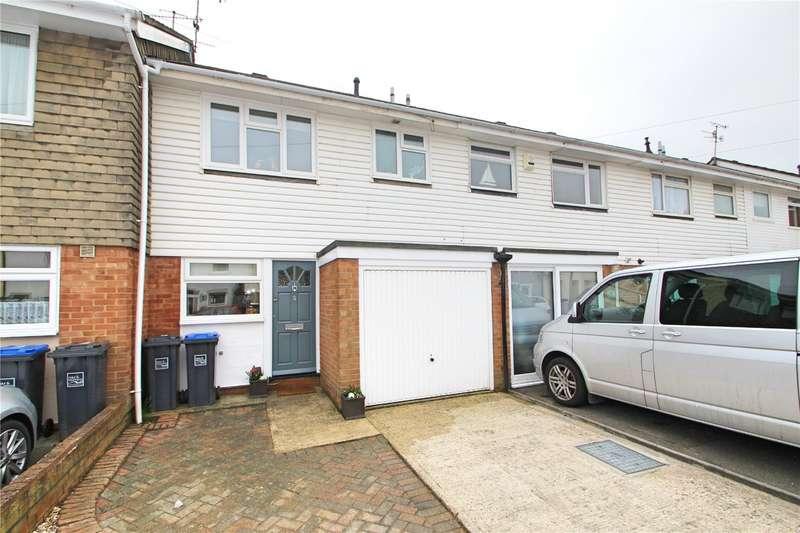 3 Bedrooms Terraced House for sale in The Linkway, Howard Street, Worthing, BN11