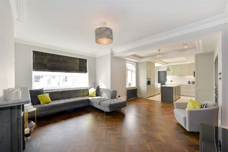 2 Bedrooms Flat for sale in Clifton Court, London, NW8
