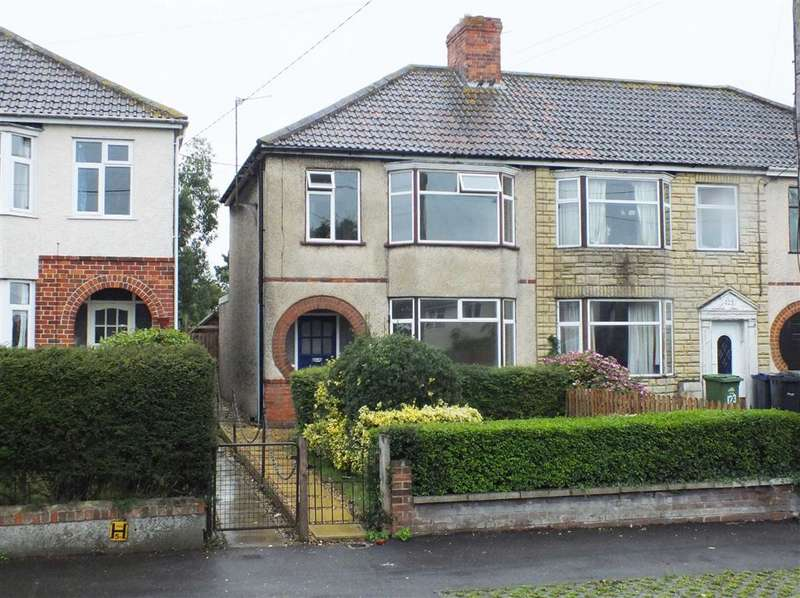 3 Bedrooms Semi Detached House for sale in Frome Road, Trowbridge, Wiltshire, BA14