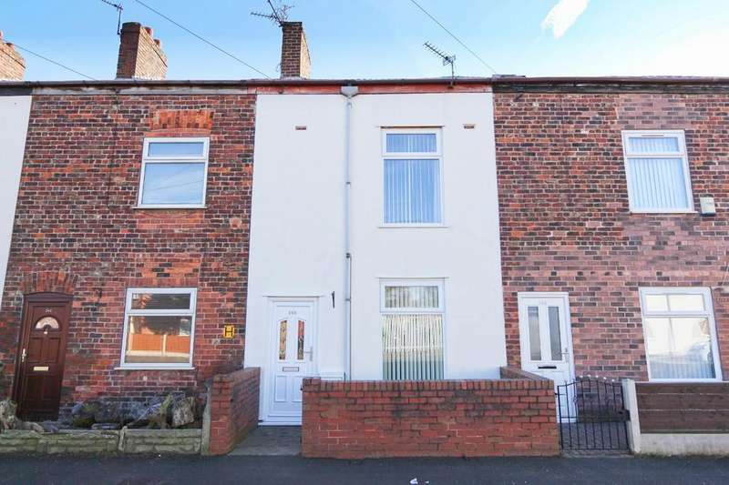 2 Bedrooms Terraced House for sale in 263 Liverpool Road, Cadishead