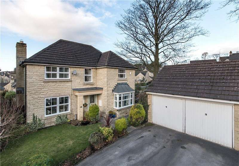 4 Bedrooms Detached House for sale in Lark Vale, Gilstead, West Yorkshire