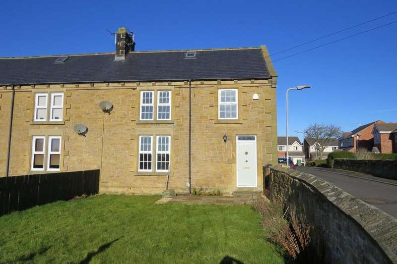 4 Bedrooms Semi Detached House for sale in Ashington Farm Cottages, Wansbeck Road, Ashington