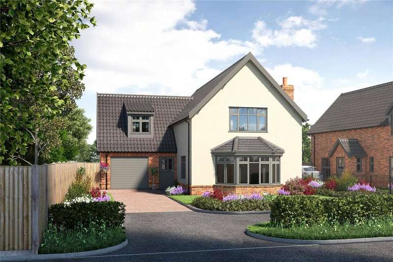 4 Bedrooms Detached House for sale in Plot 1, Burston Road, Dickleburgh, Diss, IP21