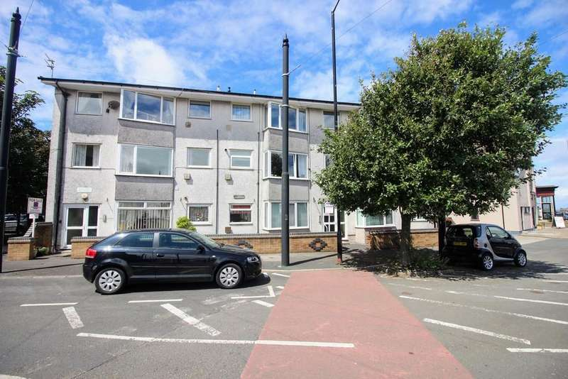 2 Bedrooms Apartment Flat for sale in Lyndale Court, Fleetwood