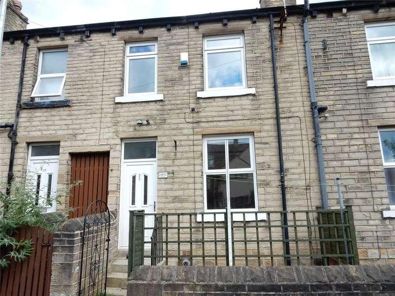 2 Bedrooms Terraced House for sale in Leef Street, Moldgreen, Huddersfield, HD5