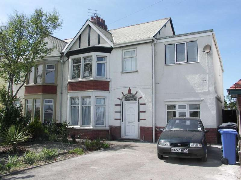 5 Bedrooms Semi Detached House for sale in Broadway, Thornton Cleveleys