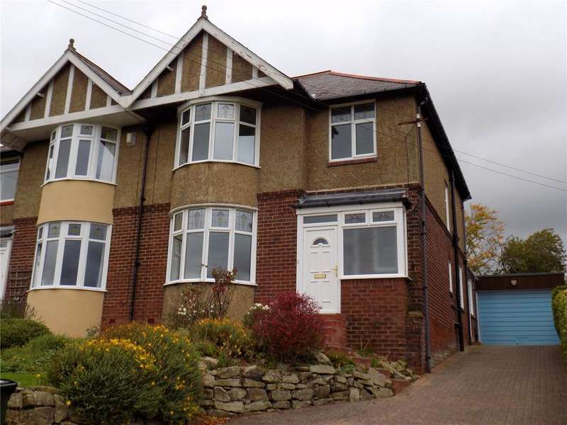 3 Bedrooms Semi Detached House for rent in Hexham Road, Newcastle upon Tyne, NE15