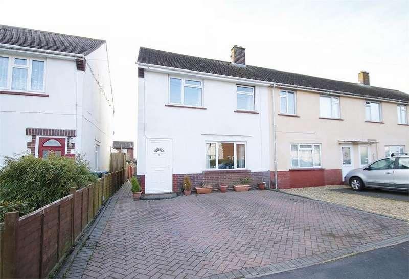 3 Bedrooms End Of Terrace House for sale in Westways, Stubbington, Fareham, Hampshire