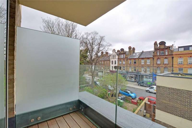 1 Bedroom Flat for sale in River Quaggy Apartments, 116 Lee Road, Blackheath, London, SE3