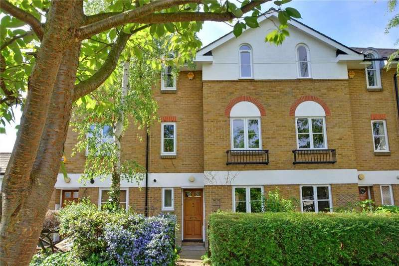 4 Bedrooms Terraced House for sale in St Josephs Vale, Blackheath, London, SE3