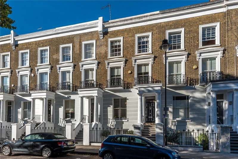 3 Bedrooms Terraced House for sale in Compton Road, Islington, London, N1