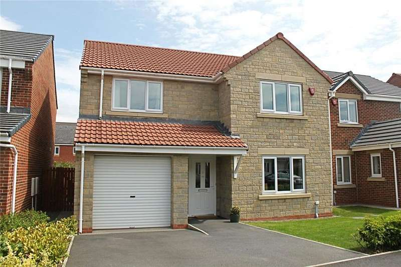4 Bedrooms Detached House for sale in Goodrich Way, Ingleby Barwick