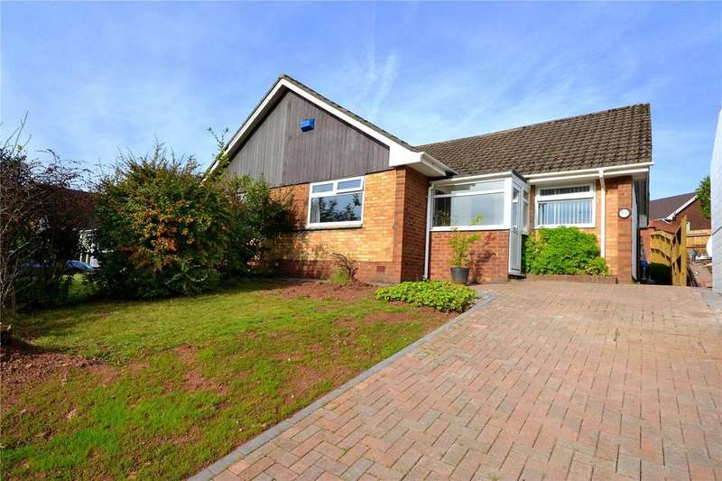2 Bedrooms Semi Detached House for sale in Celyn Avenue, Lakeside, Cardiff, CF23