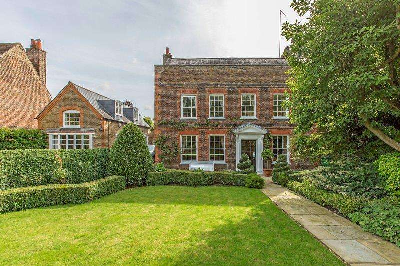 5 Bedrooms House for rent in Box Cottage, Sudbrook Lane, Richmond, Surrey, TW10