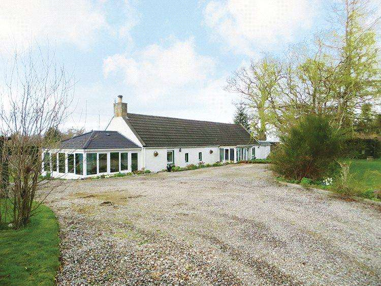 3 Bedrooms Detached House for sale in Dunphail, Forres, Morayshire