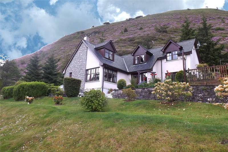 5 Bedrooms Detached House for sale in Spean Bridge, Inverness-Shire