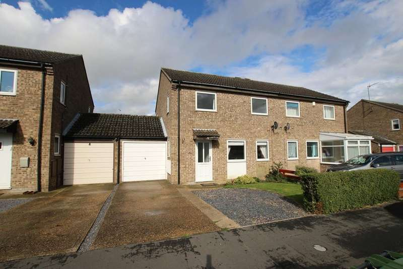 3 Bedrooms Semi Detached House for sale in Croft Park Road, Littleport