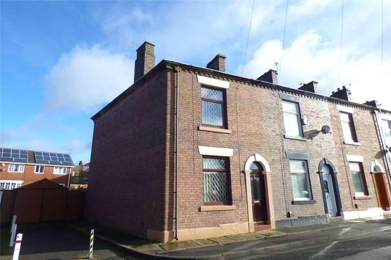 2 Bedrooms End Of Terrace House for sale in Grafton Street, Moorside, Oldham, Lancashire, OL1