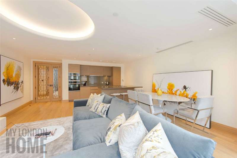 3 Bedrooms Apartment Flat for sale in Cleland House, John Islip Street, Westminster, London, SW1P