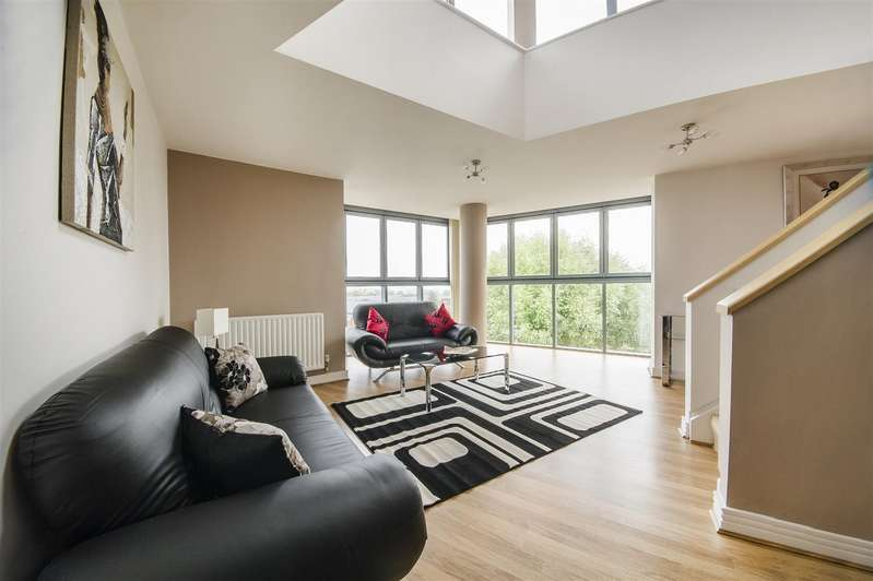 2 Bedrooms Penthouse Flat for sale in King Edwards Wharf, 25 Sheepcote Street, Birmingham