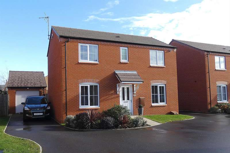 3 Bedrooms Detached House for sale in Chestnut Way, Bidford-On-Avon, Alcester